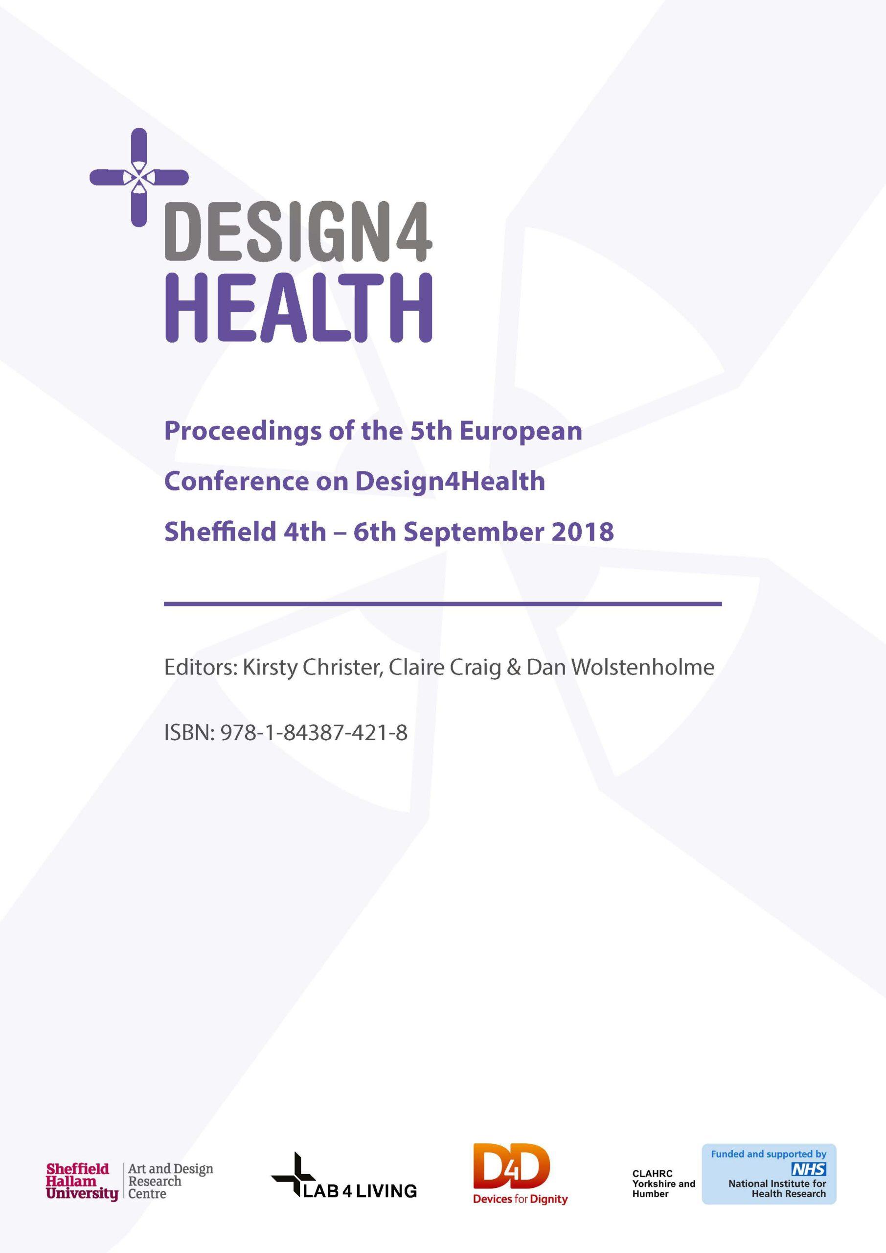 Designforschung und Gesundheit jenseits deutscher akademischer Systeme